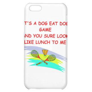 badminton iPhone 5C cover