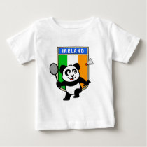 Badminton Ireland Panda Baby T-Shirt
