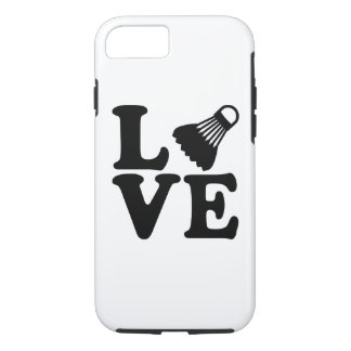 Badminton love iPhone 8/7 case