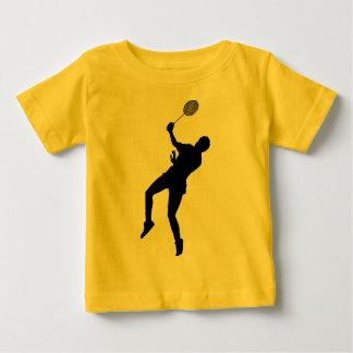 Badminton player baby T-Shirt