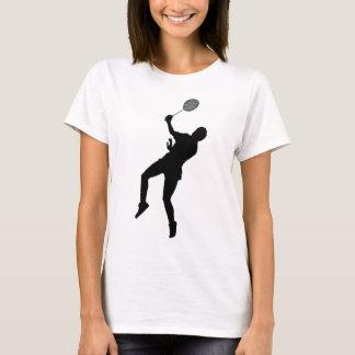 Badminton player T-Shirt