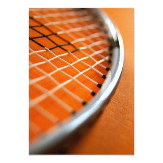 Badminton Racket Announcement