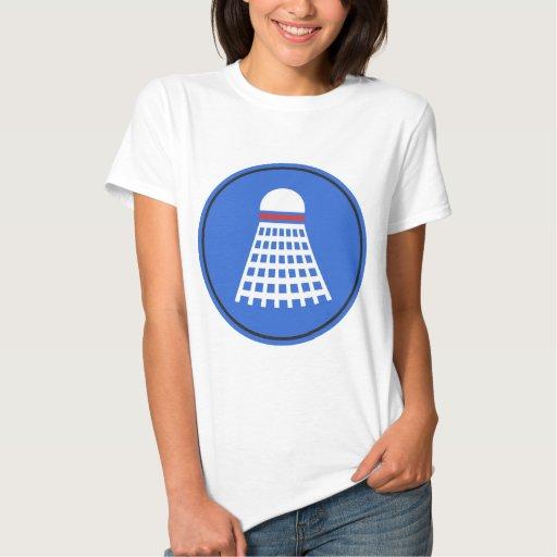 Bádminton Tee Shirt