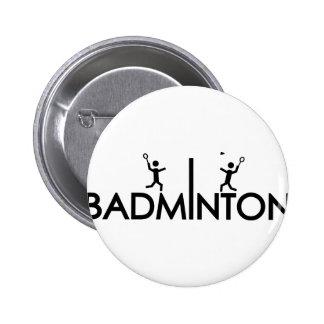 badminton text icon buttons