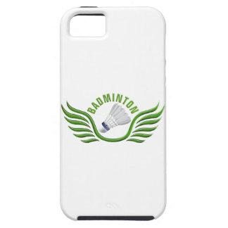 badminton wings iPhone 5 funda