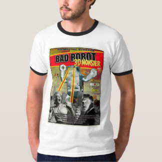 BADROBOT B-Movie Tee **BADROBOT ORIGINAL**