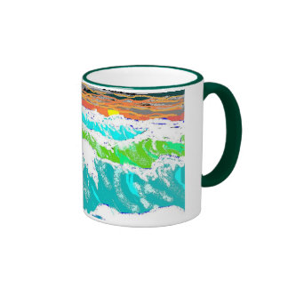 badseas coffee mug