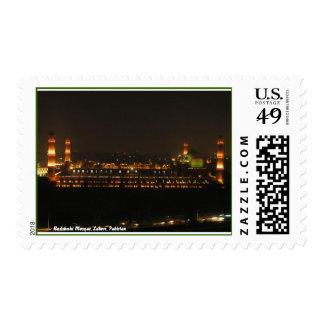 Badshahi Mosque, Lahore, Pakistan Postage Stamp
