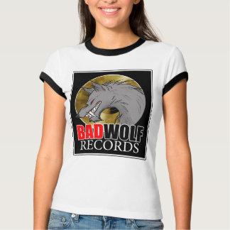 BADWOLF records official merchandise T-Shirt