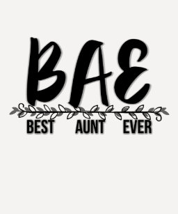 8d648f86b Bae Best Aunt Ever Gifts on Zazzle