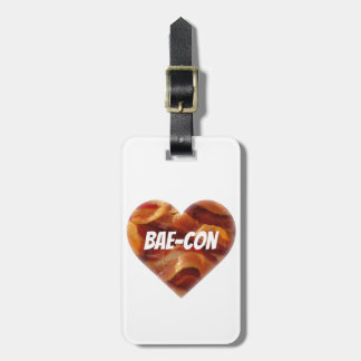 BAE-CON - For Bacon Lovers Everywhere Bag Tag