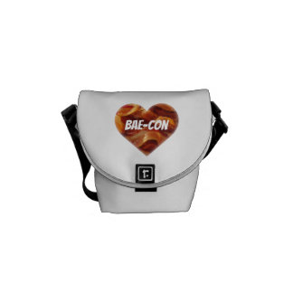 BAE-CON - For Bacon Lovers Everywhere Messenger Bag