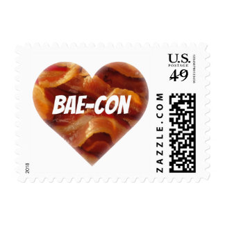 BAE-CON - For Bacon Lovers Everywhere Postage