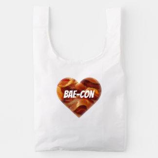BAE-CON - For Bacon Lovers Everywhere Reusable Bag