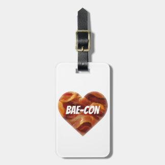 BAE-CON - Para los amantes del tocino por todas Etiquetas Para Maletas
