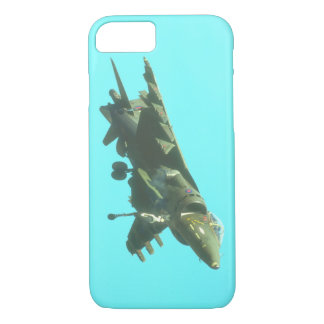 BAe Harrier GR.5A_Aviation Photography iPhone 8/7 Case