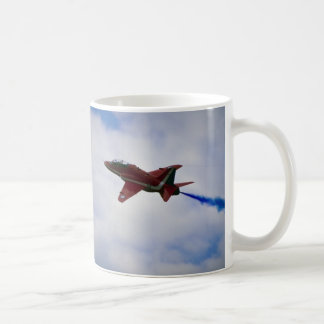 BAe Hawk solo close-up Classic White Coffee Mug