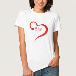 Bae heart shirt