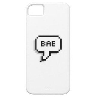 """Bae"" Speech bubble case iPhone 5 Cases"