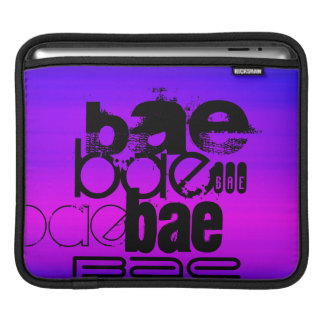 Bae; Vibrant Violet Blue and Magenta Sleeves For iPads
