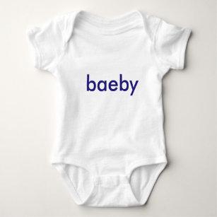 Baeby Bae Baby Baby Bodysuit