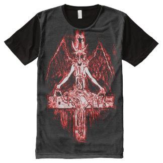 Bael Unholy Communion Demon Airbrush Art All-Over-Print Shirt