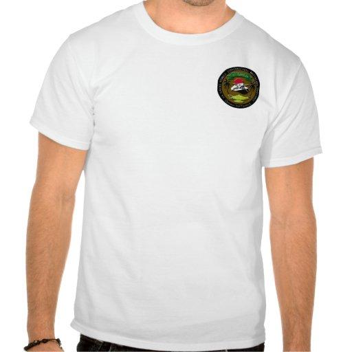 Bael's Iraq deployment t-shirt
