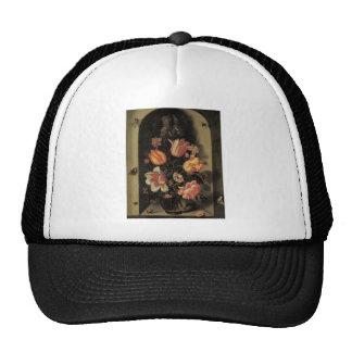 Baers Bouquet Set In A Deep Niche Trucker Hat
