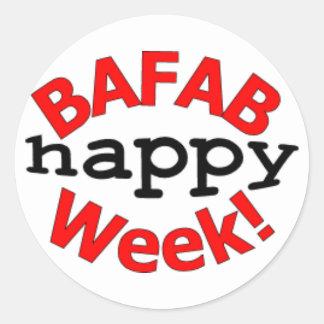 BAFAB Week sticker (lg)