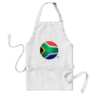 Bafana Bafana - fútbol de Suráfrica Delantales