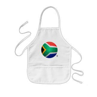 Bafana Bafana - fútbol de Suráfrica Delantal