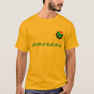 Bafana Bafana - South Africa Football T-Shirt