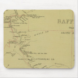Baffin Bay journey Mouse Pad