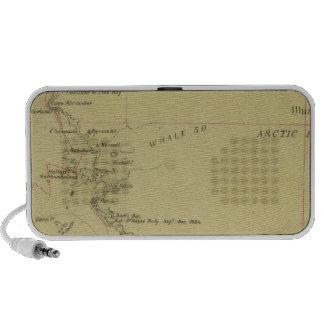Baffin Bay journey Portable Speakers