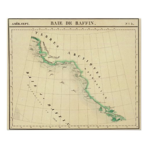 Baffin Bay Print