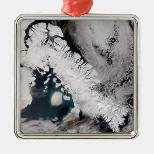Baffin Island Christmas Tree Ornament