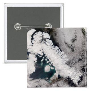 Baffin Island Pinback Button