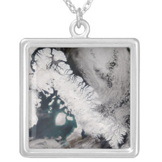 Baffin Island Silver Plated Necklace