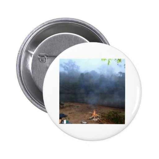 Baffle Creek Camp Pinback Button