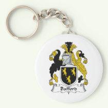 Bafford Family Crest Keychain