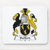 Bafford Family Crest Mousepad