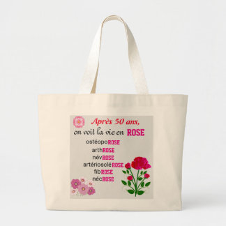 bag 50 years bed of roses