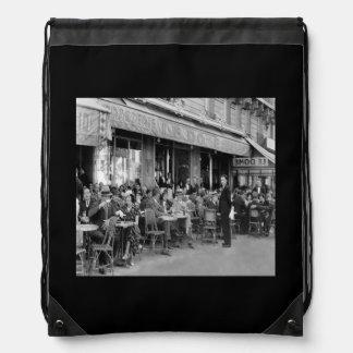 Bag A cords Paris Vintage