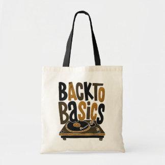 "Bag ""Back you basics """