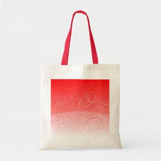 Bag background fantacy red
