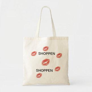 Bag; Bag, Shoppen.Mund Tote Bag