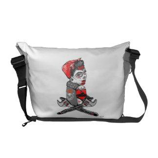 Bag bag Zombie Rockerbilly, girls club
