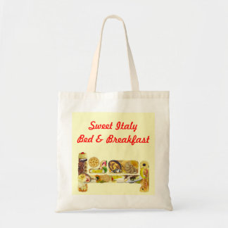 Bag Bed & Breakfast Promotional Template