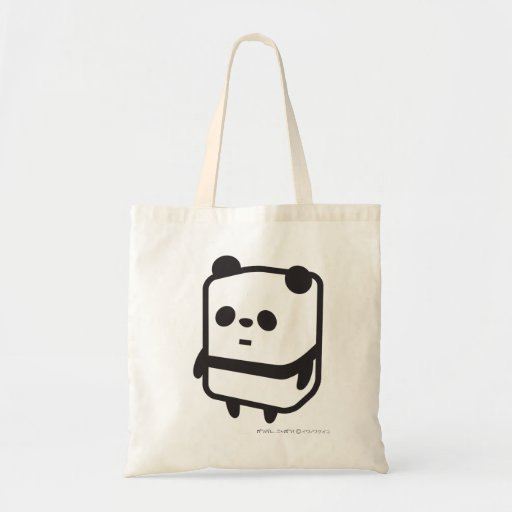 Bag - Box Panda - More Colors Available