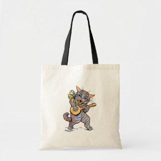 Bag: Cat by Louis Wain Tote Bag
